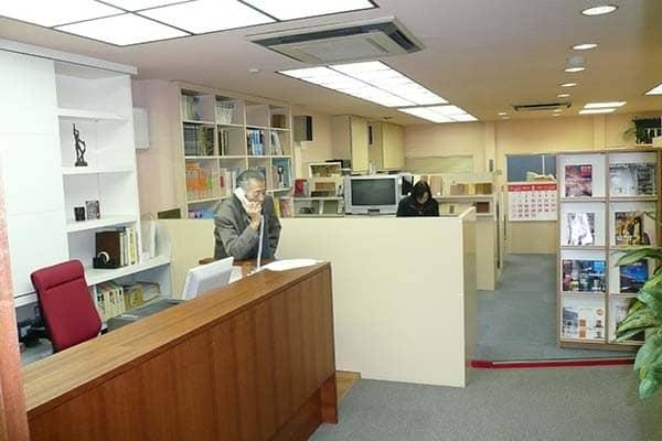 東京都江戸川区ワールドスペース 事務所
